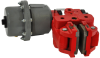 Caliper Pneumatic Applied / Spring Released Brakes -- A300-T200 AS -Image