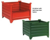 Steel Corrugated Containers -- H600-380-GN -- View Larger Image