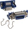 D-Shaped Connectors - Centronics -- 1014RF-ND - Image