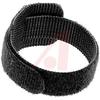 Tie; Polyethylene (Hook), Nylon (Loop);Black; 50 lbs.; 1.75 in.; 8 in.; 1 in. -- 70163624