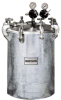 Stainless Steel Tank -- 60 Gallon Stainless Steel Fitted -- View Larger Image