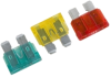 Fast Acting Miniature Auto Blade Fuse 10A -- 40099596429-1 - Image
