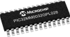 Microcontrollers, mTouch -- PIC32MM0032GPL028