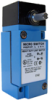 MICRO SWITCH HDLS Series Heavy-Duty Limit Switch, Plug-in, Side Rotary, 1NC 1NO SPDT Snap Action, 0.5 in - 14NPT conduit, 24 V LED indicator -- LSYRC9A