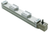 Mechanical Linear Actuator with Adjustable Gearbox (Dual Carriage, Customized Stroke) -- MAGX5040SW - Image