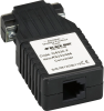 Async RS232 to RS485 Interface Converter DB9 to RJ11 -- IC623A-F
