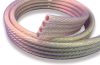 Unshielded Cables - Flexx-Sil™ Hi-Temp Festoon Flat Cable - Image