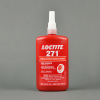 Henkel Loctite 271 Acrylic Anaerobic Threadlocker Red 250 mL Bottle -- 88441 -Image