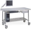 Lab Table from InterMetro -- 1533-83