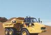 730 Ejector Articulated Truck -- 730 Ejector Articulated Truck