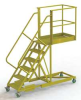 Cantilever Ladder,40In,6 Step,Supported -- UCS500640246