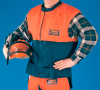 Elvex ProVest™ Chain Saw Protection Vest -- JE-50