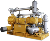 HX/HN: Oil-free reciprocating piston compressors, 30-560 kW / 40-750 hp. -- 1528404
