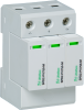 Surge Protection Devices -- SPD2 PV Series - Type 2/Type 1CA Pluggable Multi-Pole for PV Systems -Image