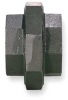 Union,4 In,NPT,Black Malleable Iron -- 2WU85