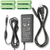 AC Adapter and NiMH Battery Set for NetTool Series II -- NTS2PWRPK - Image