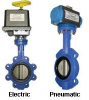 DWYER ABFV325LTB331SR6 ( SERIES ABFV AUTOMATED BUTTERFLY VALVE 3 - WAY LUG STYLE ) -- View Larger Image