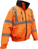 Radians SJ21 Class 3 Three-In-One Bomber Safety Jacket -- SJ21