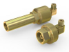 Gas Industry Quick Filling Connector -- TW67