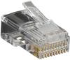 10-Pack RJ45 Unshielded Modular Plug -- FMTP1045-10PAK -- View Larger Image