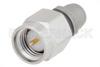 Slide-On BMA Plug to SMA Male Adapter -- PE91396