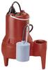 1/2 hp Submersible Sewage Pumps -- LE50-Series