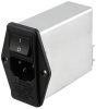 Power Entry Connectors - Inlets, Outlets, Modules -- 1144-1013-ND - Image