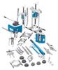 OTC 1682 17-1/2, 30 & 50 Ton Hydraulic Puller Set -- OTC1682