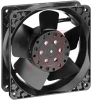 Fan; 119 mm L x 119 mm H; 38 mm; 230 V;94.2 CFM; 40 dBA; 2 flat pins; Ball -- 70104864