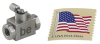 Ultra Miniature Ball Valve - On/Off -- MBV-1010-303 - Image