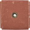 Norton Metal AO Coarse Grit Square Pad -- 66261132270 -Image