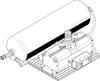 DPA-100-10-CRVZS20 Pressure booster -- 552936 - Image