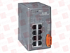 ICP DAS USA NS-208 ( 10/100 MBPS INDUSTRIAL ETHERNET SWITCH HUB (8 PORTS), PLASTIC CASE ) -Image