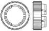Circular Connector Adapters -- 206251-1 - Image