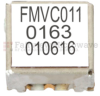 VCO (Voltage Controlled Oscillator) 0.175 inch SMT (Surface Mount), Frequency of 4.8 GHz to 5.2 GHz, Phase Noise -80 dBc/Hz -- FMVC011 - Image