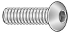 Skt Cap Screw,BTN,10-24x1 In,Pk 25 -- 1TLG5