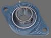 35mm Bearing UCFL207 + 2 Bolts Flanged Cast Housing -- Kit7333