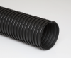 Medium Weight Black Co-Extruded Thermoplastic Rubber Hose -- Flex-Tube TR 7