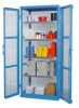 Caged Containment Shelving -- PAK165 - Image