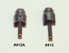 Brim Phono & Co-ax Plug -- 413 / 412A - Image