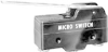 MICRO SWITCH WA Series Standard Basic Switch, Single Pole Normally Closed Circuitry, 20 A at 250 Vac, Lever Actuator supplied in bulk with spring and pins , 4,73 N [17 oz] Operating Force, Silver Cont -- WA-1RVX132-A4 -Image