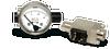 Fixed-Orifice Flowmeter -- 2021FGS-*-1.5 - 5 SCFM