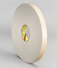 3M 4496 Black Foam Mounting Tape - 48 in Width x 36 yd Length - 1/16 in Thick - 23738 -- 051115-23738 -- View Larger Image