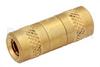 75 Ohm Mini SMB Plug to 75 Ohm Mini SMB Plug Adapter -- PE9609