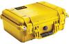 Pelican 1450 Case - No Foam - Yellow   SPECIAL PRICE IN CART -- PEL-1450-001-240 -Image