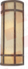 SUNPARK MDF076PG226 ( WALL SCONCE- AMBER GLASS OIL RUBBED BRONZE 2 X GU24 26W ) -Image