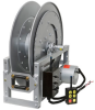 Remote Controlled Power Rewind Reel, Spray and Pressure Washing -- RM