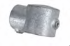 Type 10-840C - Single Handrail Socket Capped -- 10-840C - Image
