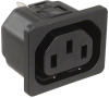 Power Entry Connectors - Inlets, Outlets, Modules -- 486-2888-ND -Image