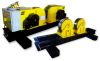 Conventional Roller Beds with Rail Bogie -- CD-30/60/100/120-DB and CI-30/60/100/120-DB